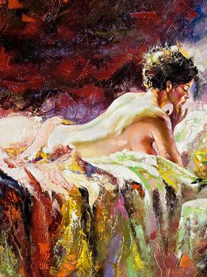 Wallpaper Malarstwo