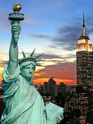 Wallpaper Nowy Jork