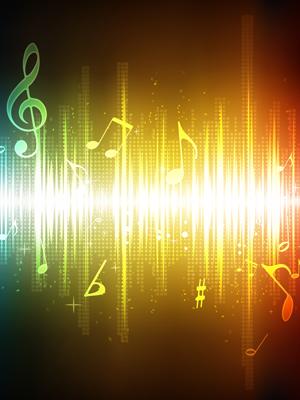 Wallpaper Muzyka